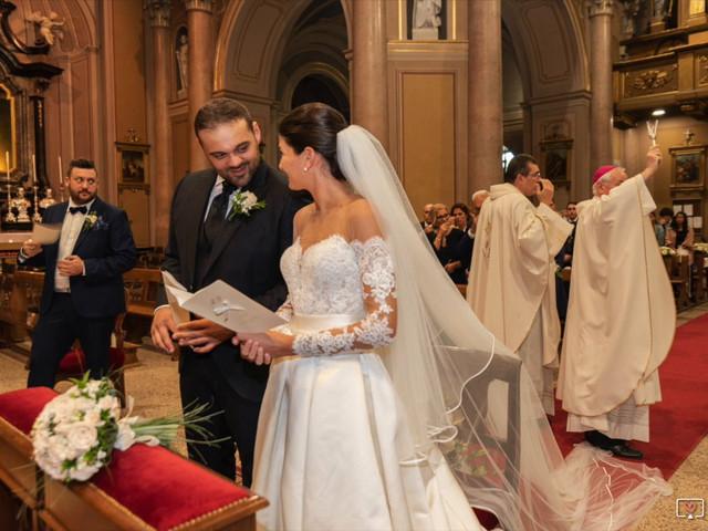 Il matrimonio di Paolo e Marta a Monza, Monza e Brianza 1