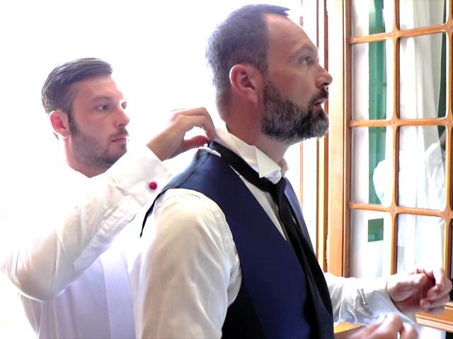 Il matrimonio di Mirko e Elisabetta a Torre del Lago, Lucca 1