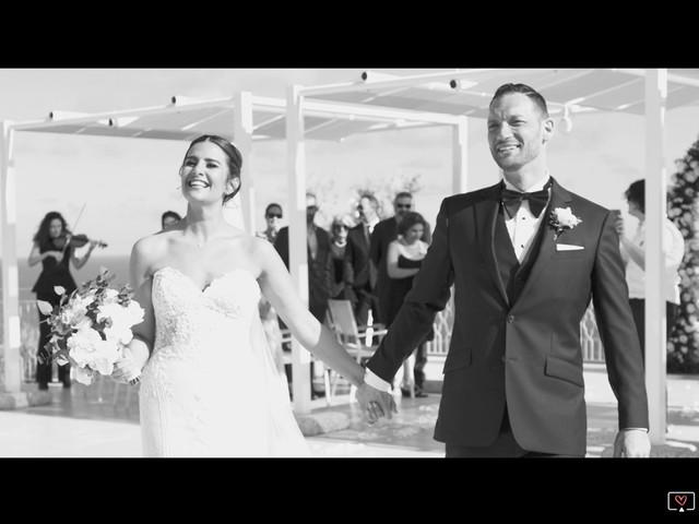 Il matrimonio di Erika e Coy a Massa Lubrense, Napoli 1