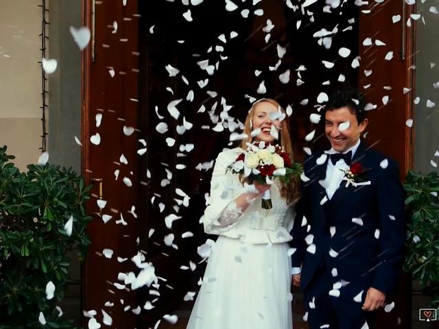 Il matrimonio di Paolo e Laura a Monsummano Terme, Pistoia 1