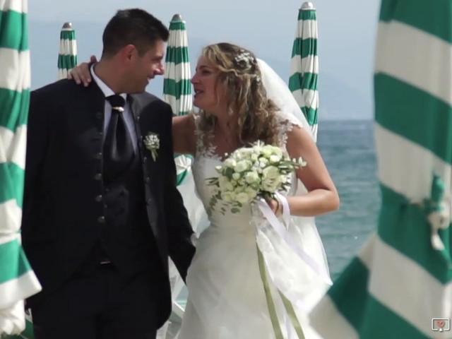 Il matrimonio di Lorenzo e Francesca a Rapallo, Genova 1