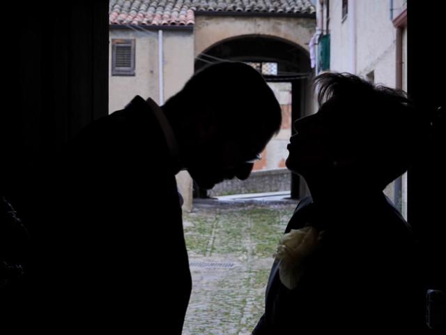 Il matrimonio di Giuseppe e Cinzia a Corleone, Palermo 1