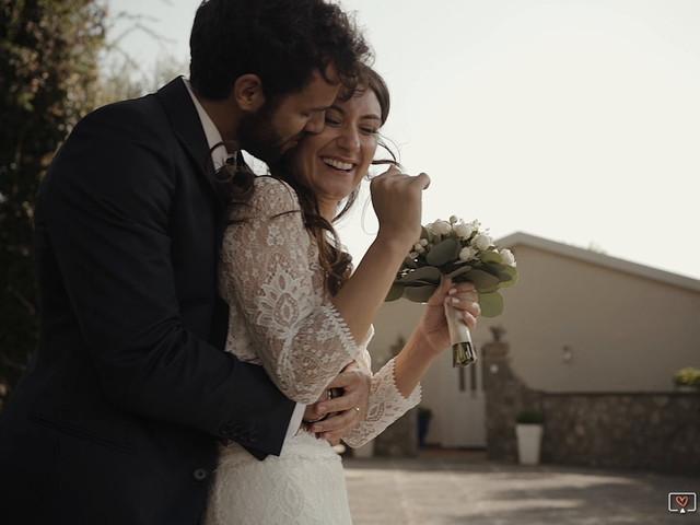 Il matrimonio di Roberta e Francesco a Massa Lubrense, Napoli 1