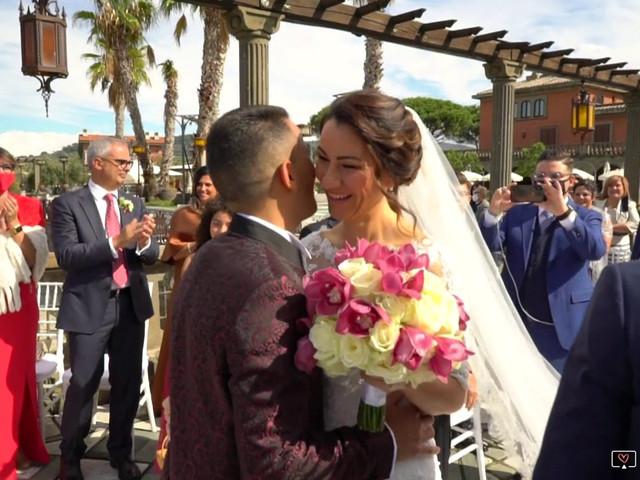 Il matrimonio di Debora e David a Grottaferrata, Roma 1