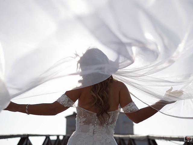 Il matrimonio di Angelo e Lucia a Napoli, Napoli 1