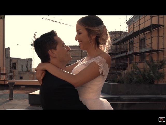 Il matrimonio di Evelisa e Antonio a Napoli, Napoli 1