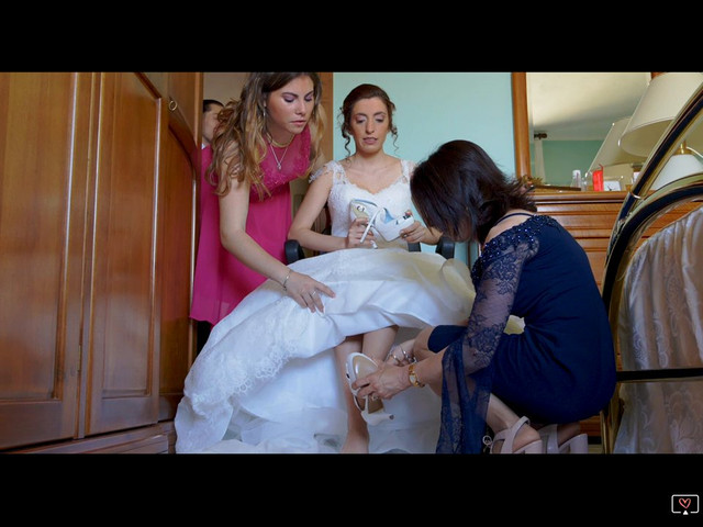 Il matrimonio di Luca e Elisa a Cameri, Novara 1