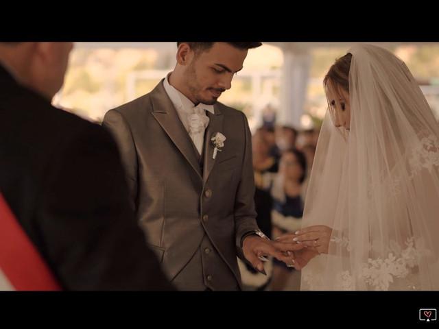 Il matrimonio di Elisabetta e Gionathan a Sorrento, Napoli 1