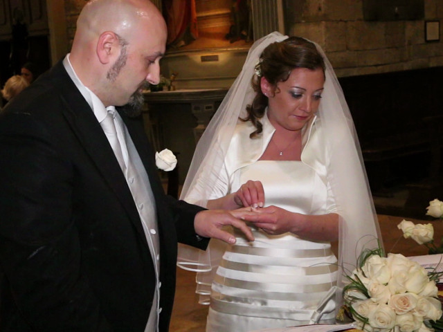 Il matrimonio di Nicola e Eleonora a Poppi, Arezzo 1