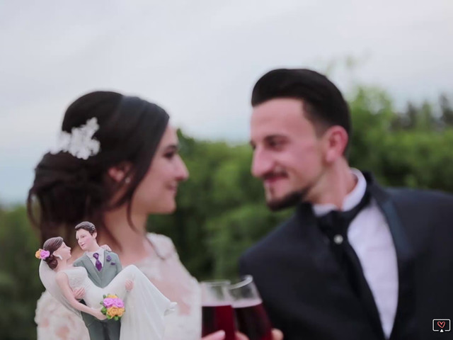 Il matrimonio di Mirko e Nicole a Roma, Roma 1