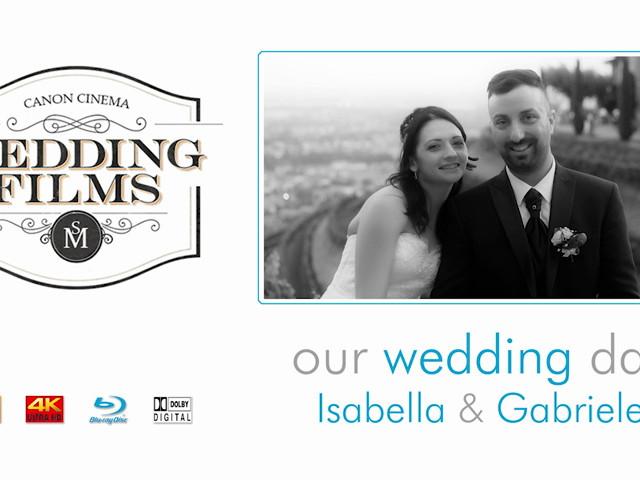 Il matrimonio di Gabriele e Isabella a Travagliato, Brescia 1