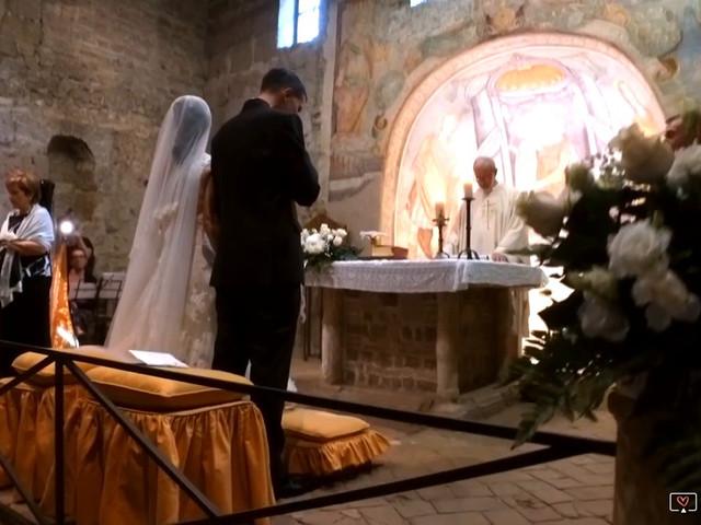 Il matrimonio di Samir e Francesca a Bracciano, Roma 1