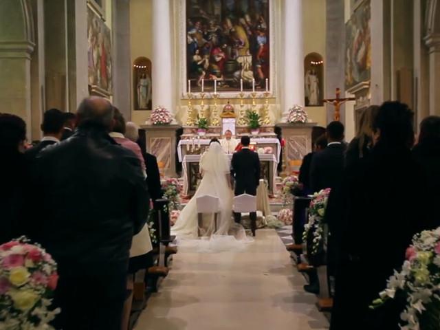 Il matrimonio di Emanuele e Serena a Monte Compatri, Roma 1