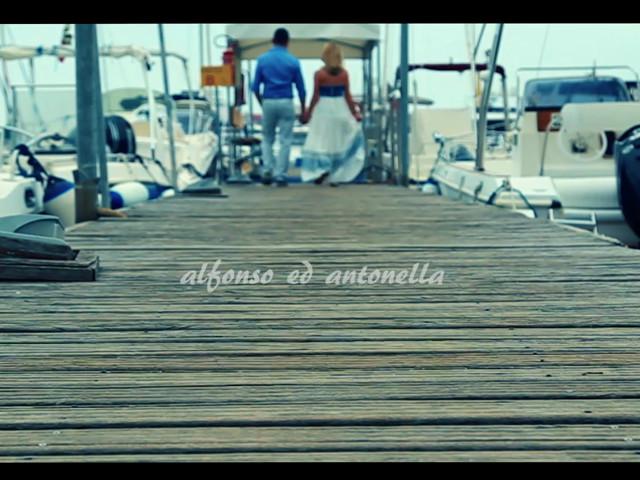 Il matrimonio di Alfonso e Antonella a Salerno, Salerno 1