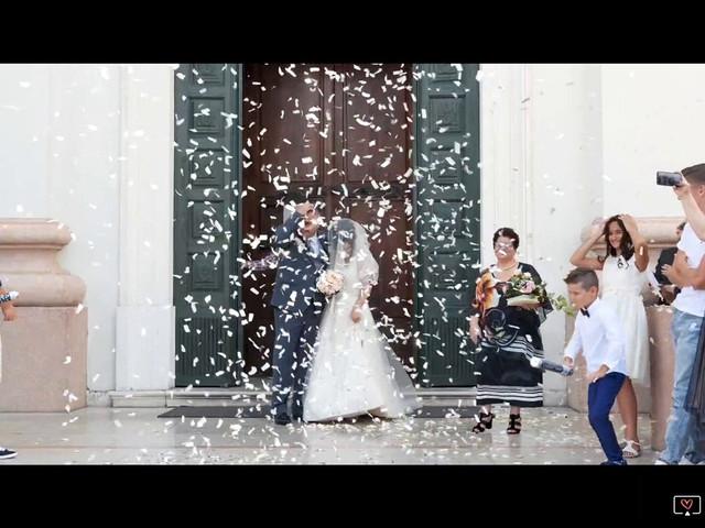 Il matrimonio di Massimo e Elona a Vicenza, Vicenza 1