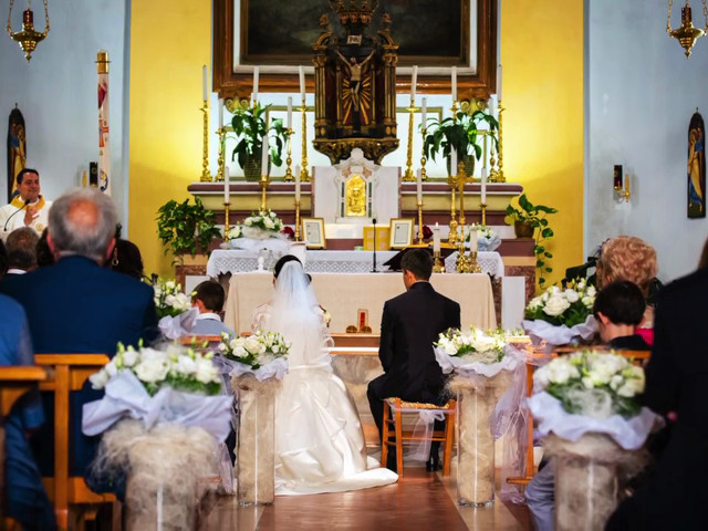 Il matrimonio di Nicola e Antonella a Fiumicino, Roma 1
