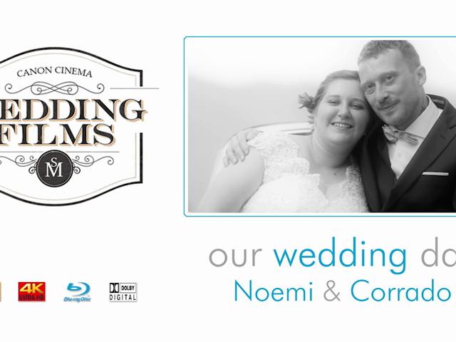 Il matrimonio di Corrado e Noemi a Erbusco, Brescia 1