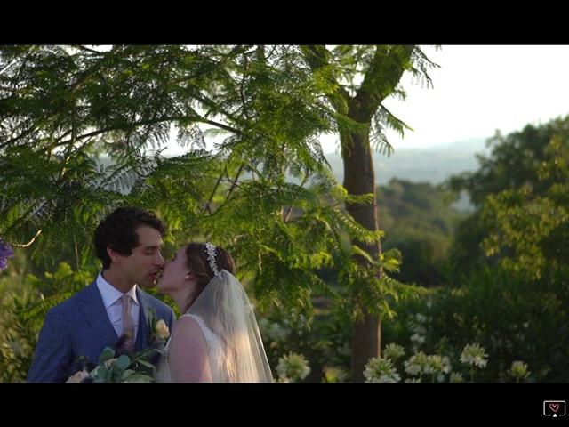 Il matrimonio di Eric e Hannah a Taormina, Messina 1