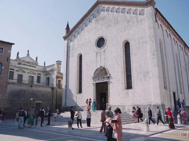 Il matrimonio di Giulia e Jonathan a Oderzo, Treviso 1