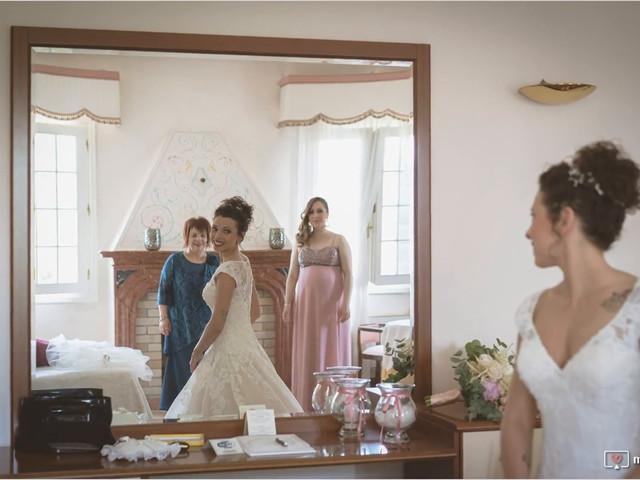 Il matrimonio di Simone e Alice a Gorgo al Monticano, Treviso 1