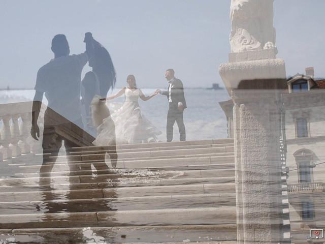 Il matrimonio di Devis e Sara a Chioggia, Venezia 1