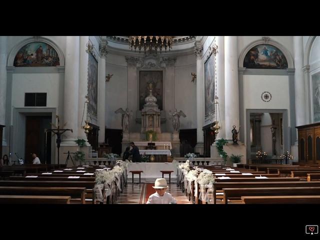 Il matrimonio di Salvatore e Lucia a Dolo, Venezia 1