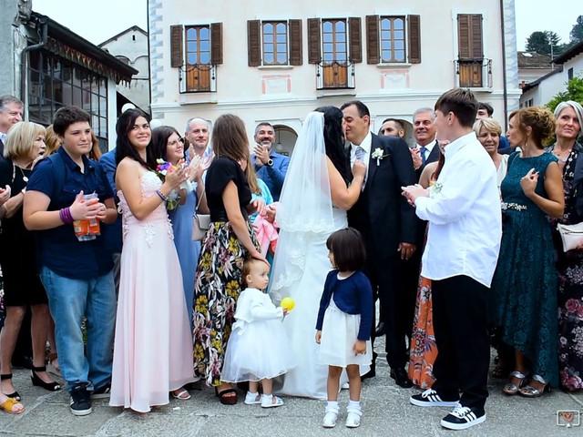 Il matrimonio di David e Giulia a Orta San Giulio, Novara 1