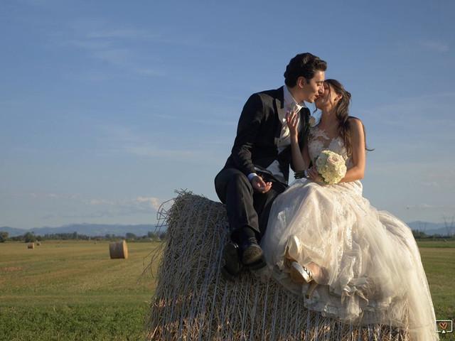 Il matrimonio di Maddalena e Michael a Correggio, Reggio Emilia 1
