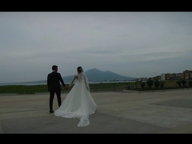 Il matrimonio di Mario e Daniela a Gragnano, Napoli 1