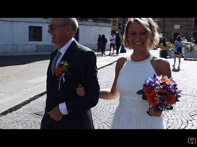 Il matrimonio di Matteo e Laura a Verona, Verona 1