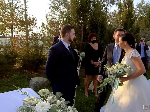 Il matrimonio di Letizia e Michele a Quattro Castella, Reggio Emilia 1