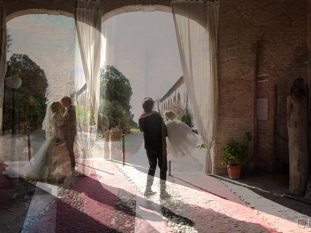 Il matrimonio di Andrea e Roberta a Chioggia, Venezia 1