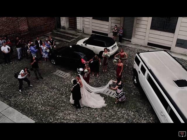 Il matrimonio di Valeria e Pietro a Vigevano, Pavia 1