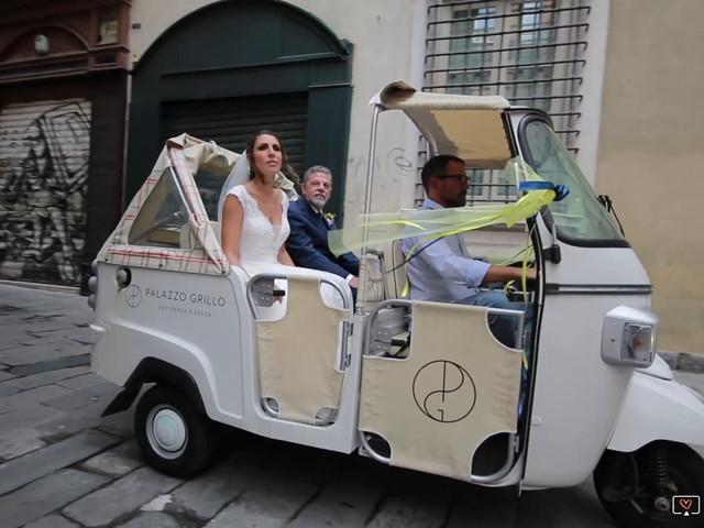 Il matrimonio di Matteo e Lavinia a Genova, Genova 1